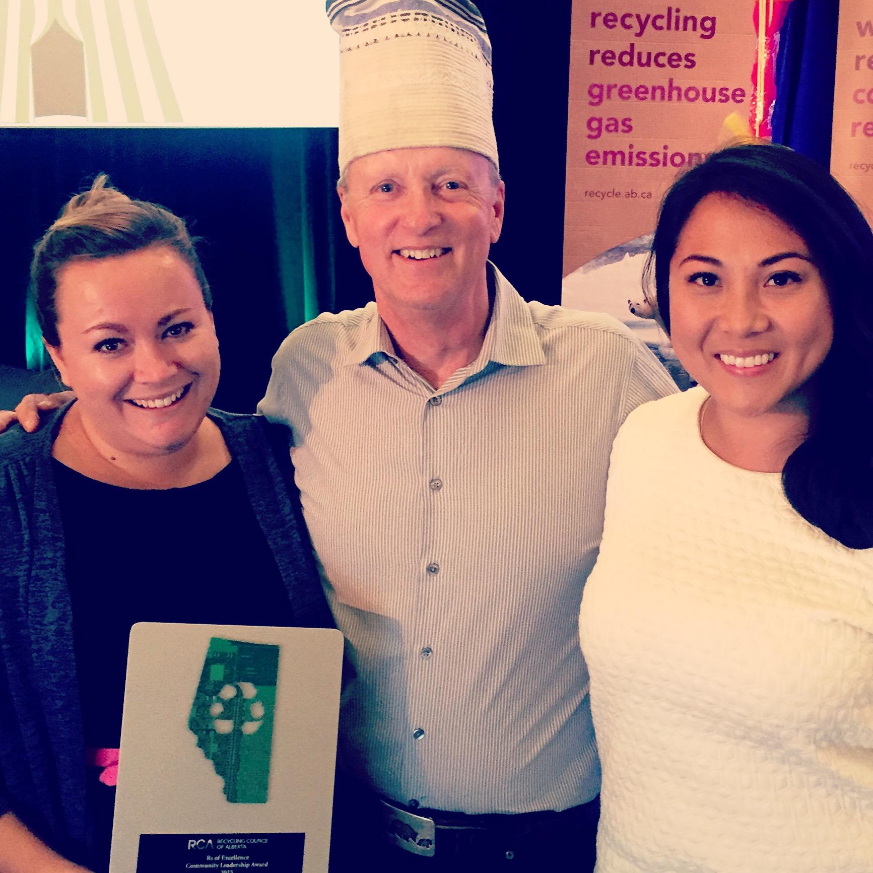 Canadian Stewardship Award For Community Leadership