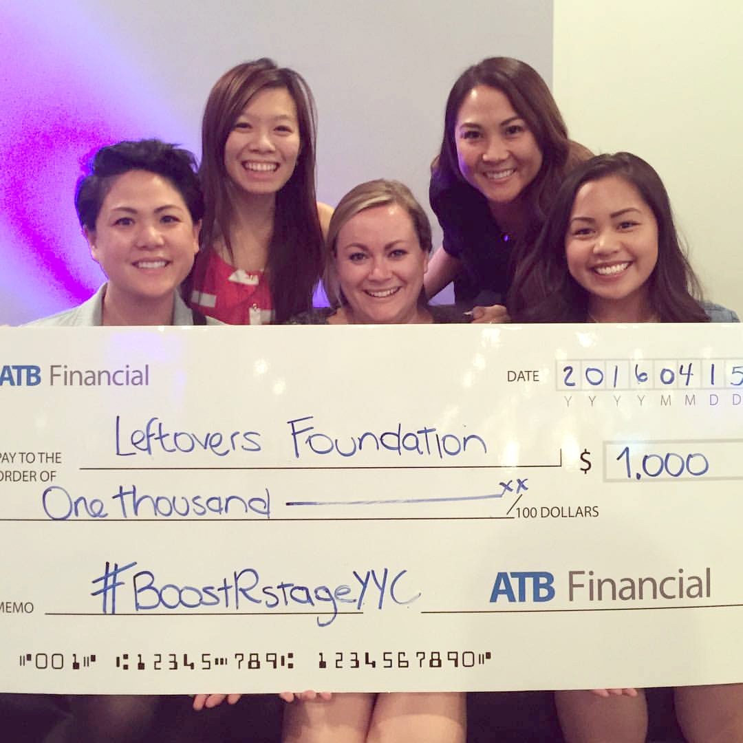 ATB BoostR Finalist & Pitch Winner