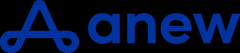 Anew Blue Logo