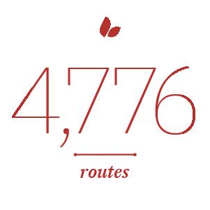4776 Routes