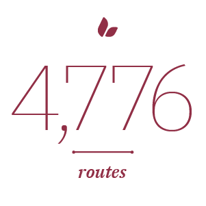4776 routes Stat