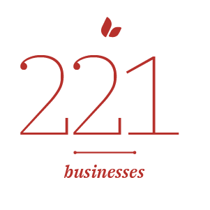 221 Businesses Stat